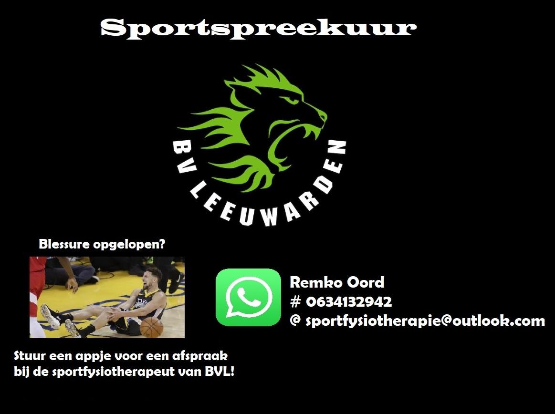 Sport spreekuur bvLeeuwarden